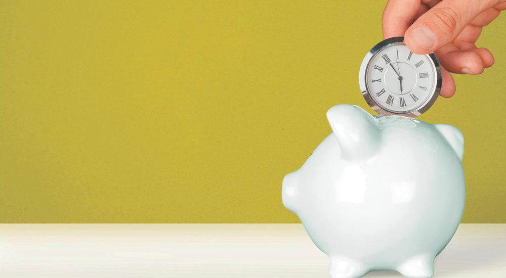 Ahorrar tiempo gracias a alquilar con inmobiliaria