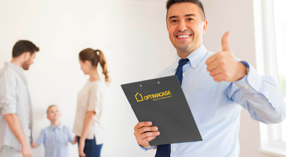 razones para contratar un agente inmobiliario