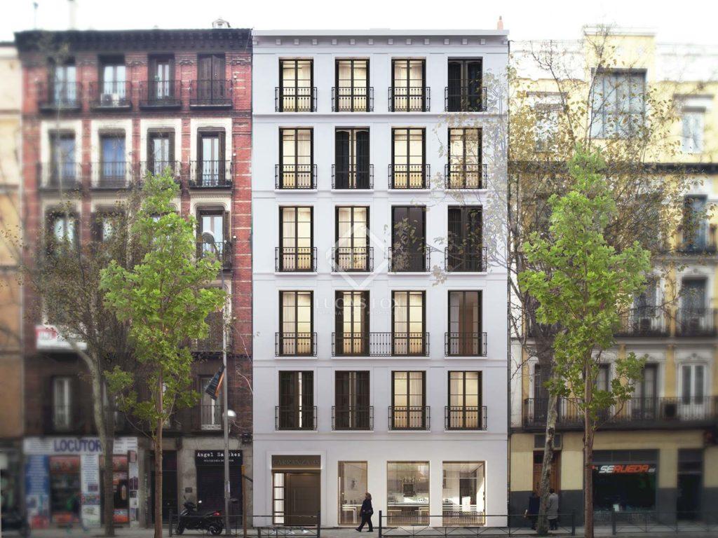 Vender pisos en el barrio de Chamberí