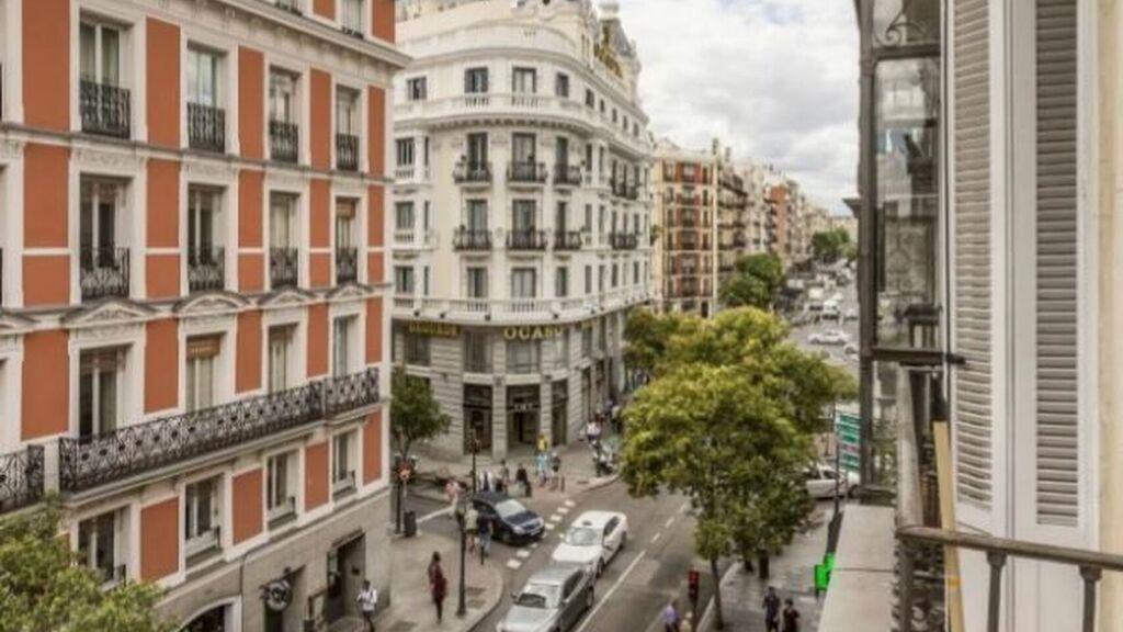 Zonas de Madrid centro para vender un piso