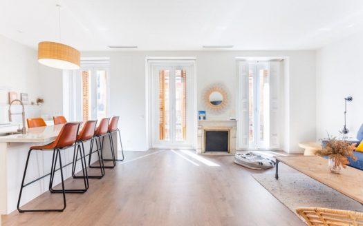 Alquiler de pisos seguro en Madrid