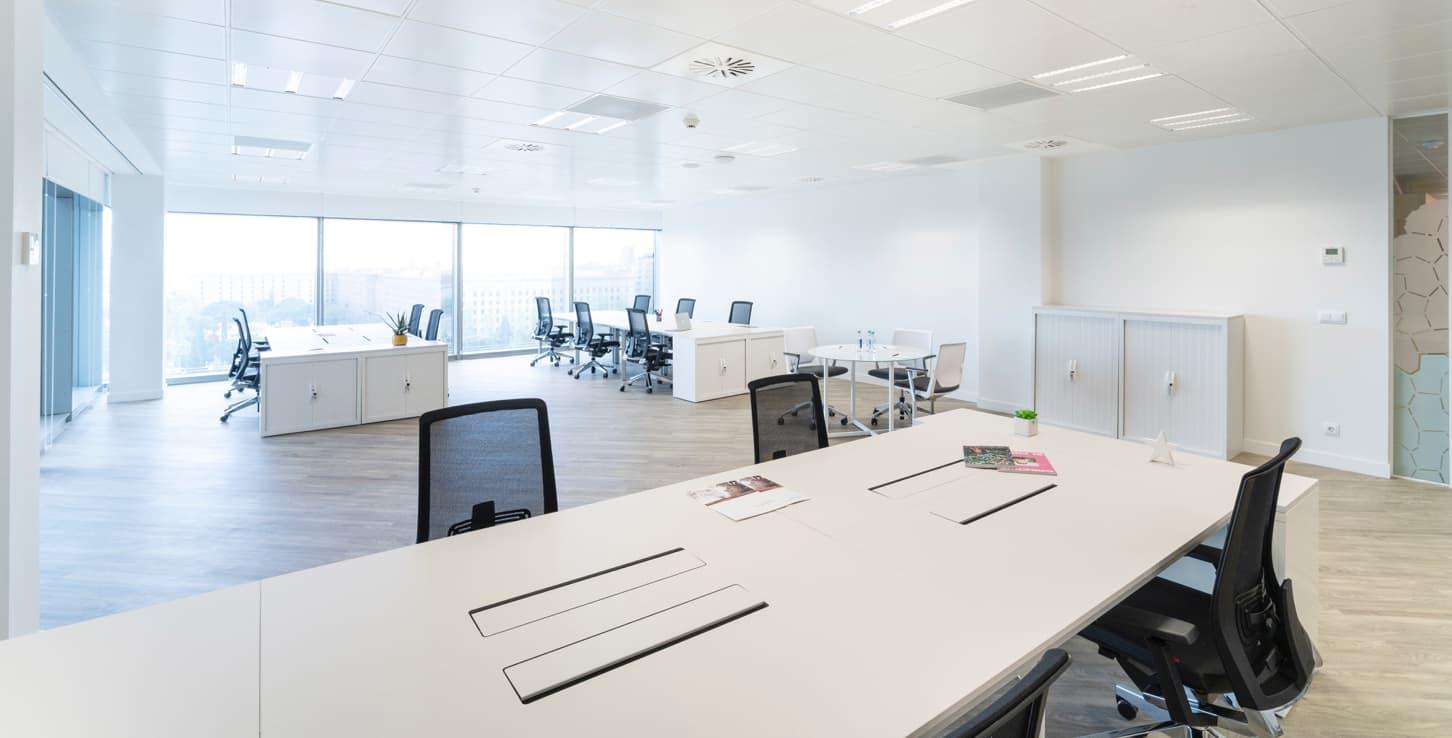 Conoce el mejor alquiler seguro de oficinas en Madrid