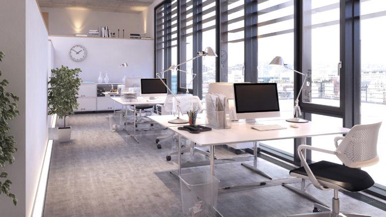 Oficina para alquiler en el centro de Madrid
