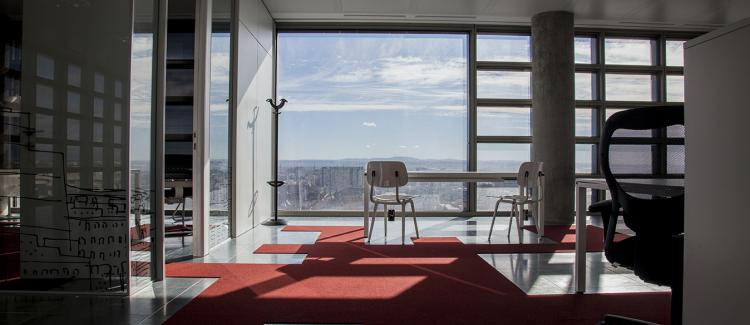 Por qué alquiler una oficina en Madrid centro con Optimacasa