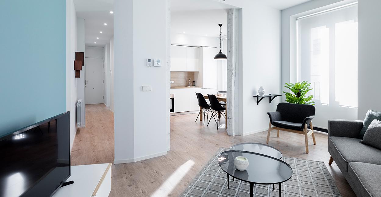 Servicio integral de Optimacasa de alquiler seguro en la Comunidad de Madrid