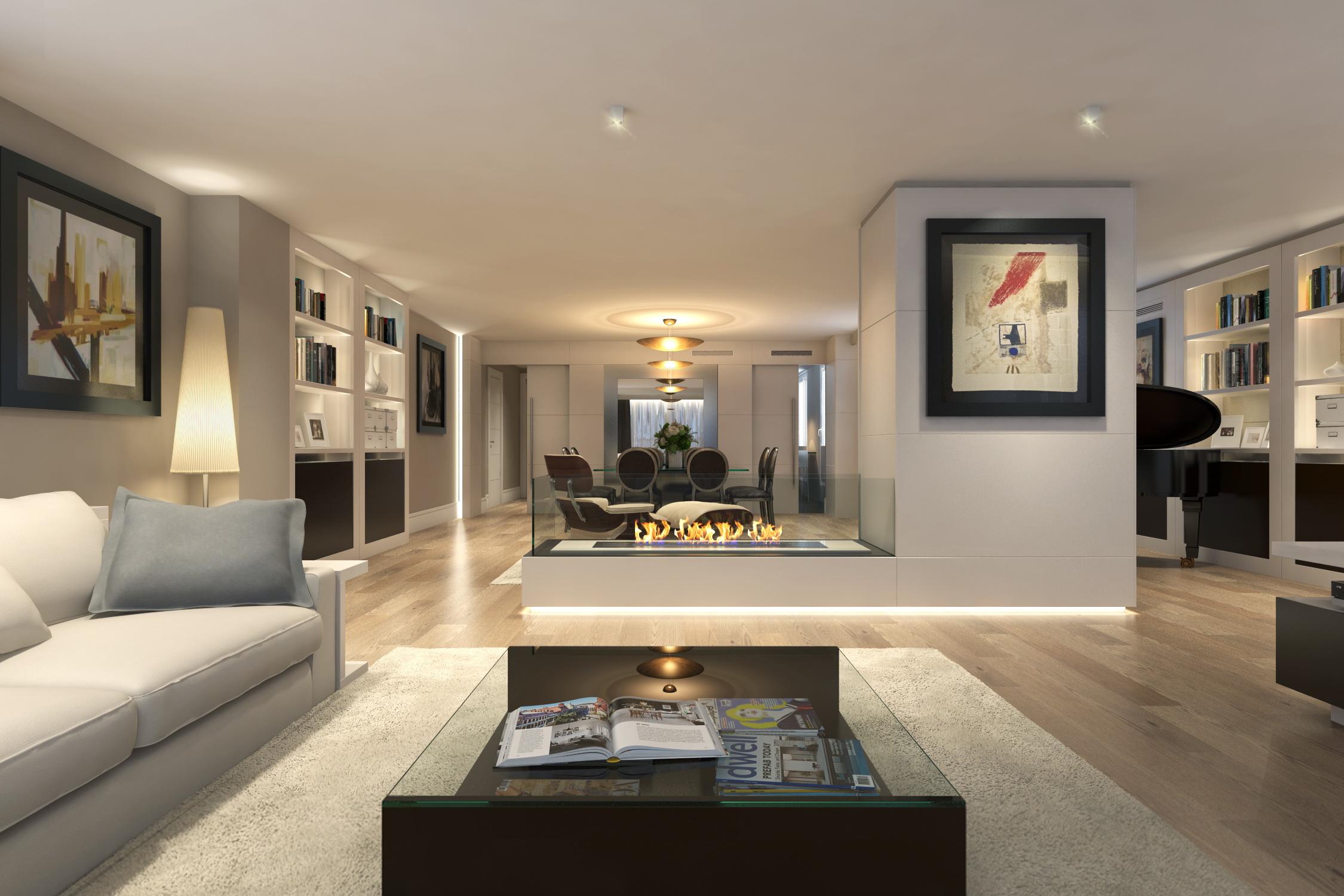 Venta de pisos de lujo en Madrid
