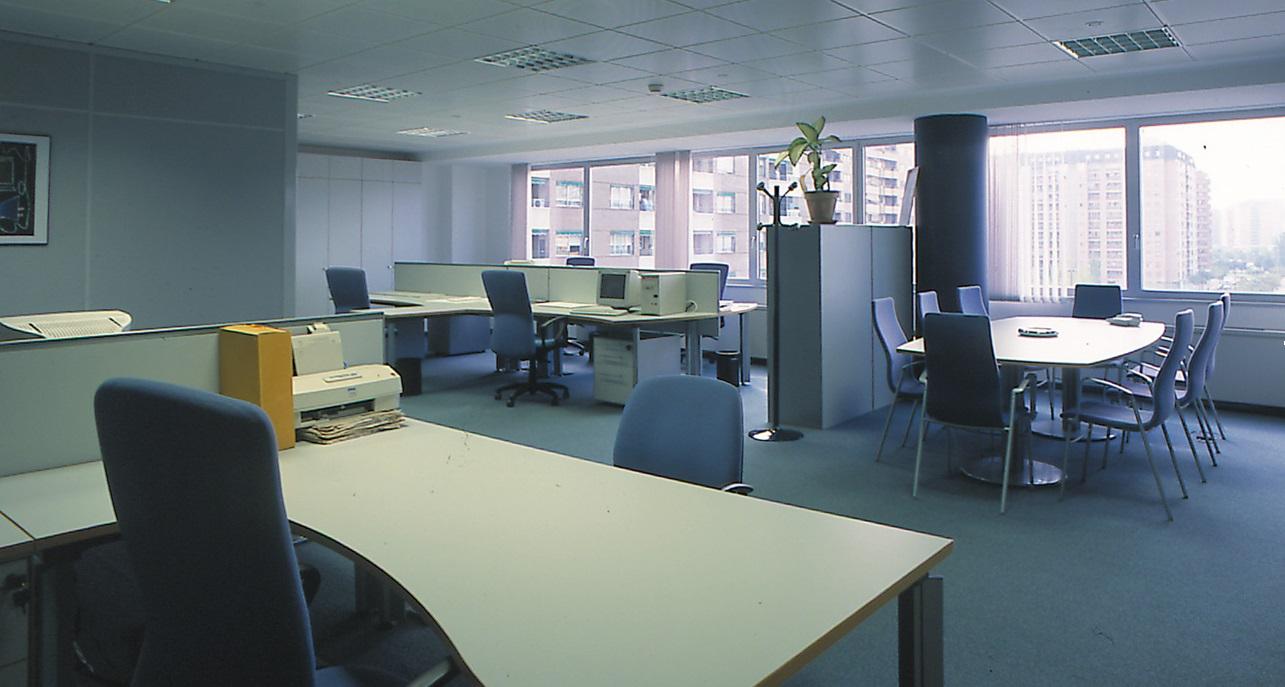 Ventajas de alquilar oficinas con Optimacasa