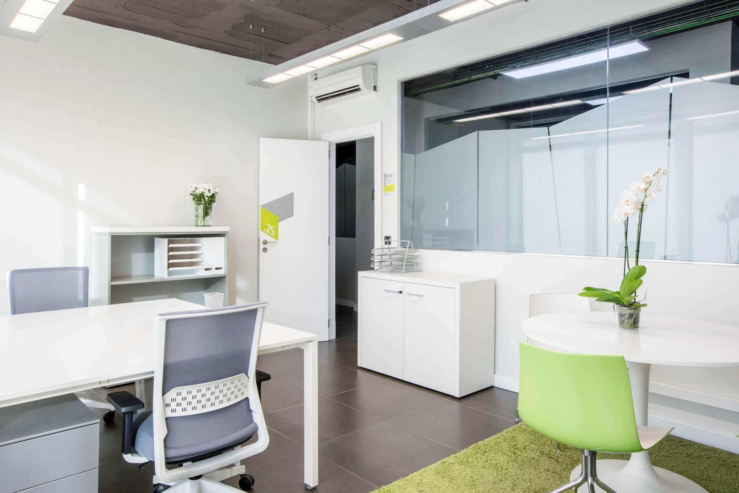 Ventajas de alquilar una oficina en Madrid