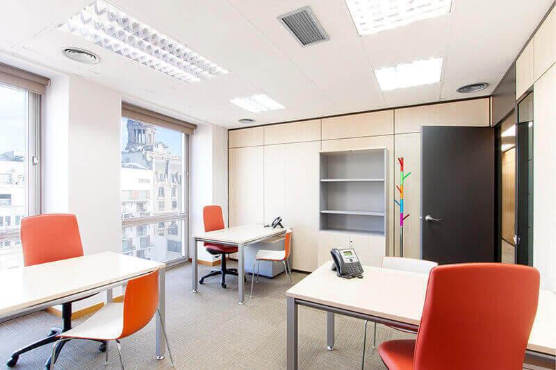 Alquiler seguro de oficinas con Optimacasa
