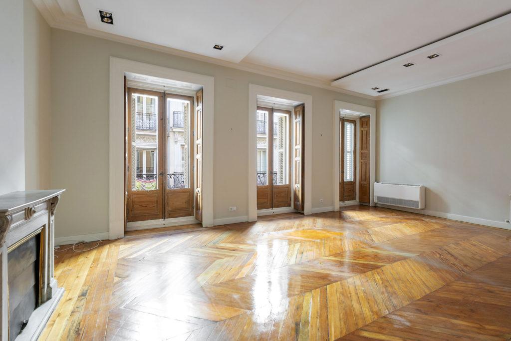 La venta de pisos en Madrid sigue al alza