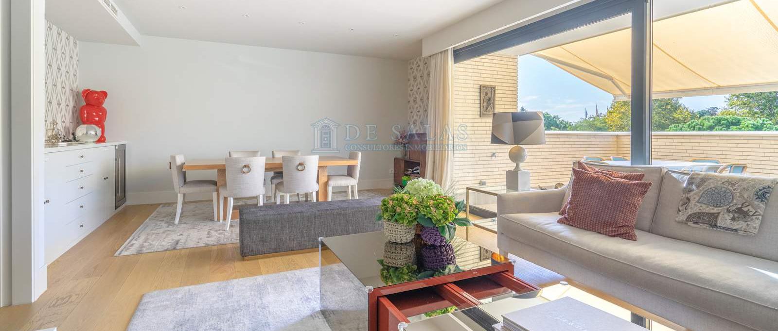 Vender pisos de lujo en Madrid
